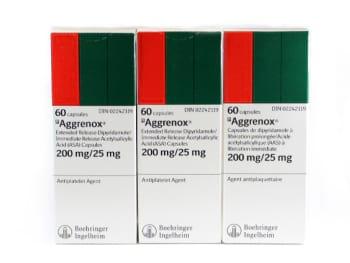 Buy Aggrenox Canada