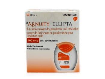 Buy Arnuity Ellipta from Canada