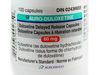 generic Duloxetine 60 mg tablets