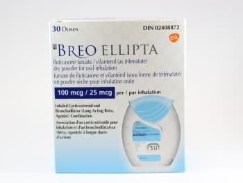 Buy Breo Ellipta Canada