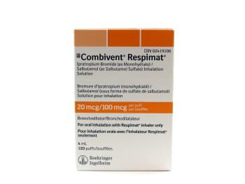 Buy Combivent Respimat Canada