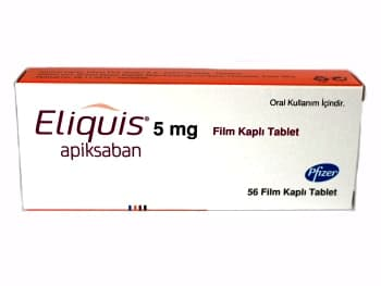Eliquis 5 mg from turkey