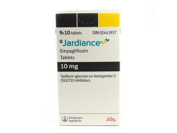 Buying Jardiance 10 mg 90 tablets