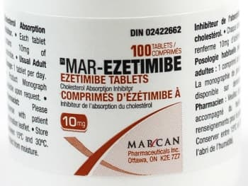 Generic Zetia 10mg from Marcan in Canada