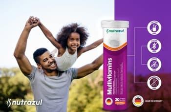 Buy Nutrazul multivitamins