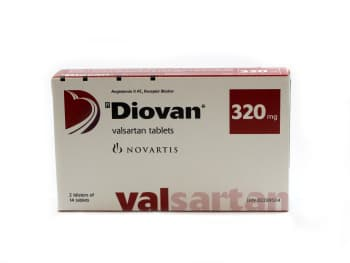 diovan 320mg oral