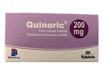 Quinoric generic Plaquenil 200mg