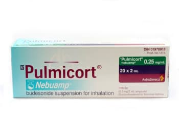 Buy Pulmicort Nebuamp 0.25 mg/ml