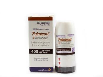 Buy Pulmicort Turbuhaler 400 mcg/200 dose