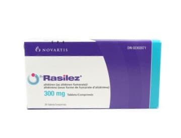 Rasilez 300 mg