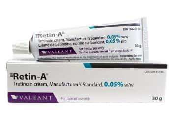 Buy Retin A Cream 0.05% 30g