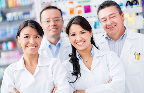 Pharmacists in Canadian Pharmacy World